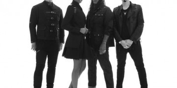Musica: a gennaio nuovo album Skunk Anansie, la band di Skin - no sales - editorial use only - foto fornita da Carosello Records